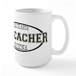 Casa Grande Geocacher Large Mug