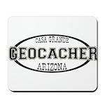 Casa Grande Geocacher Mousepad