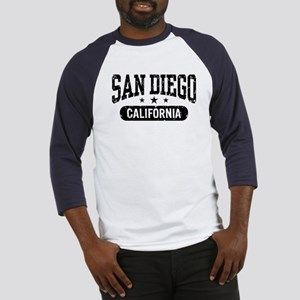 San Diego California Baseball Jersey