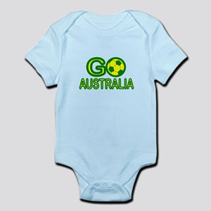 Go Australia Infant Bodysuit