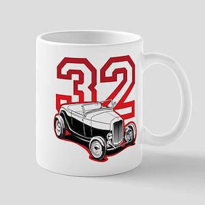 '32 Roadster in Red Mug
