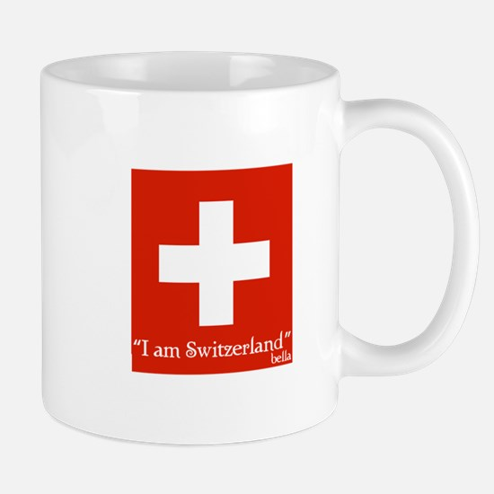 Cute I am switzerland Mug