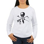 Michigan Native Women's Long Sleeve T-Shirt
