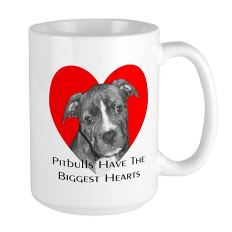 Biggest Hearts Large Mug