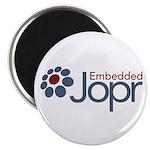 "Embedded Jopr 2.25"" Magnet (10 pack)"