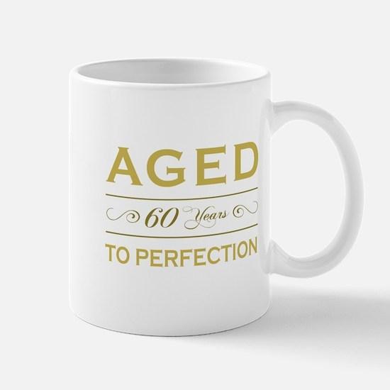 Stylish 60th Birthday Mug
