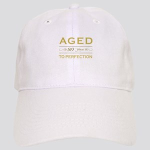 Stylish 90th Birthday Cap