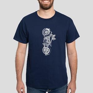 Classic II -vert Dark T-Shirt