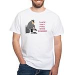 fat guy (1096 x 700) T-Shirt