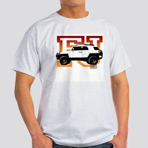 FJ Cruiser Red-Orange Light T-Shirt
