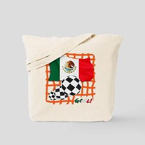 Goal! Mexico Tote Bag