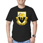 USS LANG Men's Fitted T-Shirt (dark)