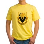 USS LANG Yellow T-Shirt