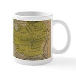 Map of Persia Mug