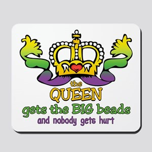 The Queen gets Mousepad