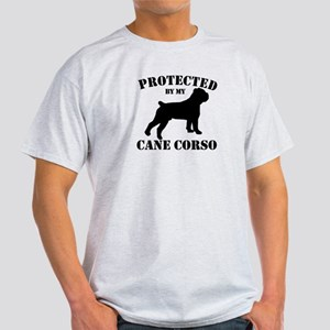 Protected by my Cane Corso Light T-Shirt