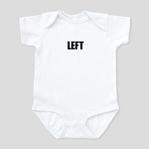 LEFT Infant Bodysuit