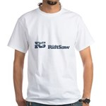 Riftsaw White T-Shirt