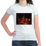 Rebel Rebel Jr. Ringer T-Shirt