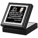 Mahler on Composing Keepsake Box