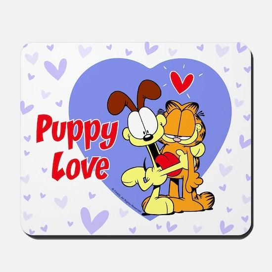 Puppy Love Mousepad