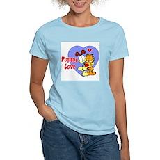 Puppy Love Women's Light T-Shirt