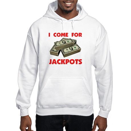 JACKPOT ! - Hooded Sweatshirt