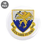 "USS LANG 3.5"" Button (10 pack)"