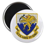 "USS LANG 2.25"" Magnet (10 pack)"