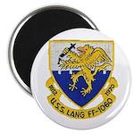 USS LANG Magnet