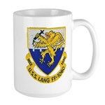 USS LANG Large Mug