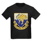 USS LANG Kids Dark T-Shirt
