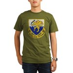 USS LANG Organic Men's T-Shirt (dark)