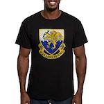 USS LANG Men's Fitted T-Shirt (dark)