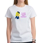 stewardess (1002 x 542) T-Shirt