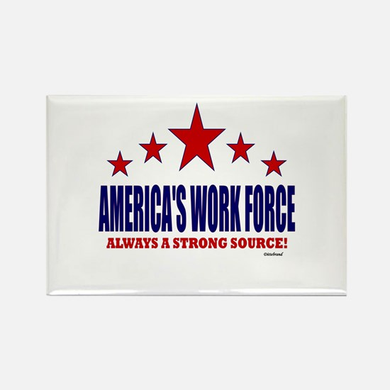 America's Work Force Always A Strong Source Rectan