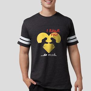 I Rawr You So Much T-Shirt
