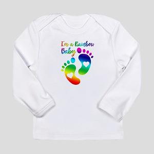 I'm a Rainbow Baby Long Sleeve T-Shirt