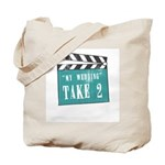 Second Wedding Tote Bag