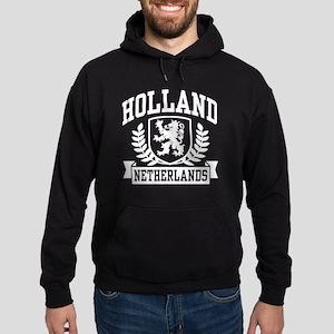 Holland Netherlands Hoodie (dark)