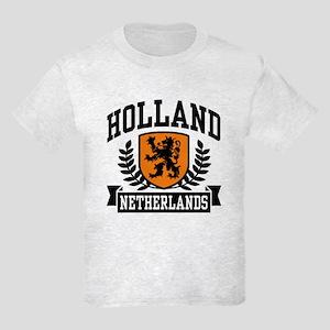 Holland Netherlands Kids Light T-Shirt