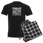 ABH California Nature Men's Dark Pajamas
