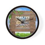 ABH California Nature Wall Clock