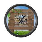 ABH California Nature Large Wall Clock