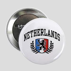 "Netherlands 2.25"" Button"