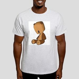Teddy Rejekt Ash Grey T-Shirt