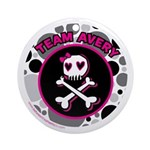Team Avery Ornament (Round)