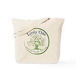 Lively Oaks Color Tote Bag