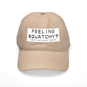 FEELING SQUATCHY Cap-Sasquatch Bigfoot