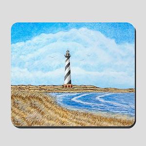 Cape Hatteras Lighthouse Mousepad